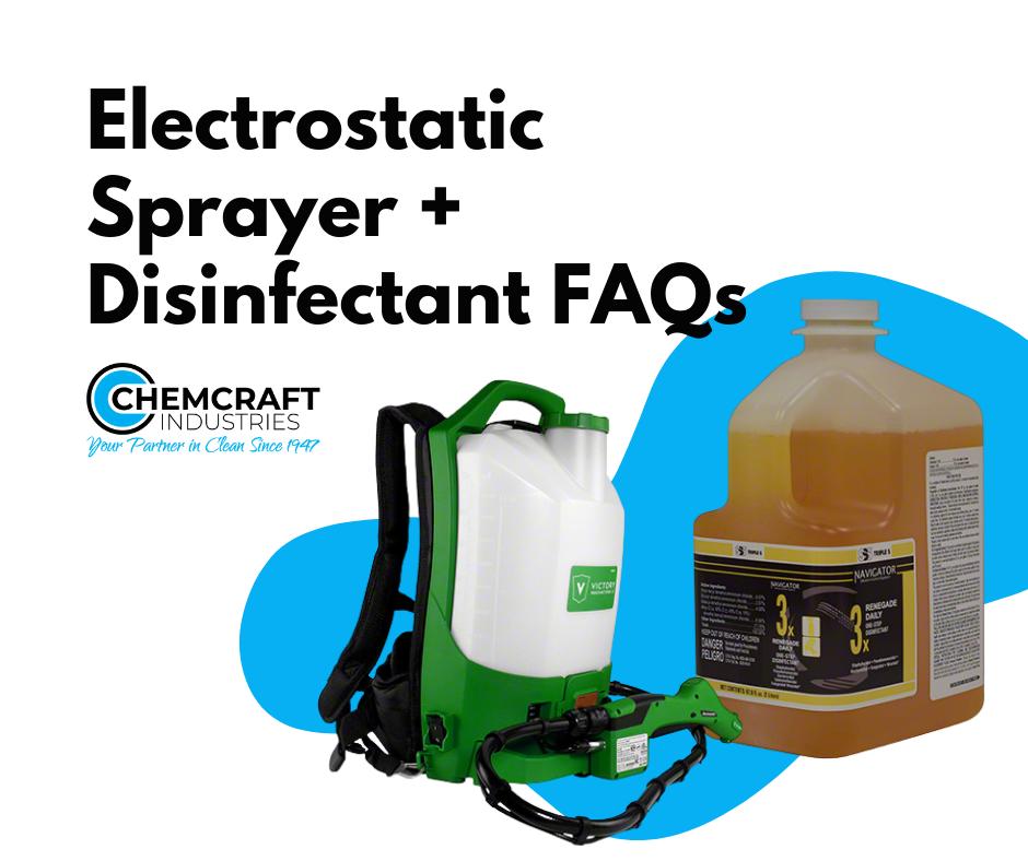 Electrostatic spraying in Chicago