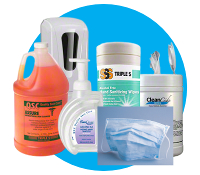 Janitorial supplies in Chicago